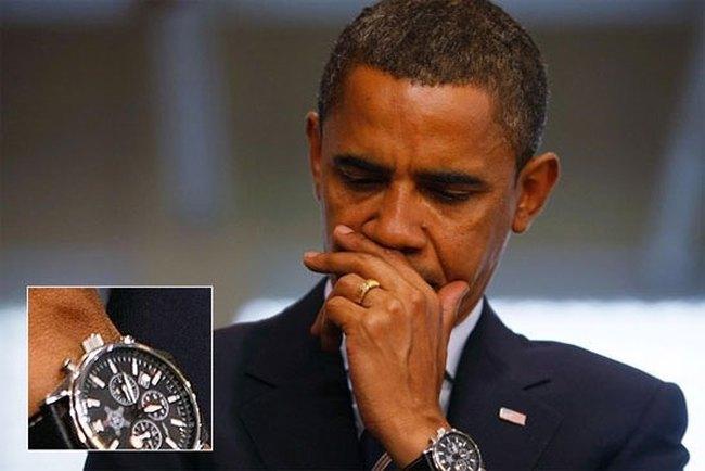 Bí mật việc mọi quảng cáo đồng hồ đều chỉ 10h10