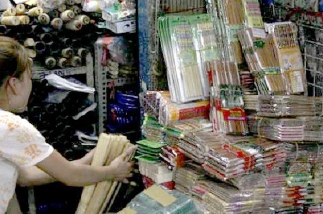 Đũa độc hại nguồn gốc Trung Quốc tràn ngập thị trường Việt Nam