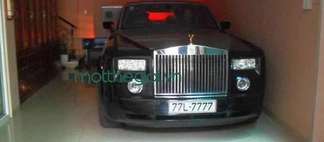 Chiếc Rolls Royce biển 7777 của bà Dương Thị Bạch Diệp giờ ở đâu?
