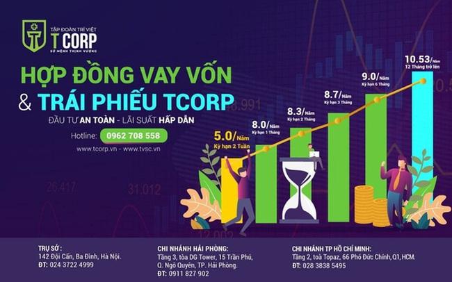 Tập đoàn Trí Việt (TVC): Tiệc tri ân thị trường chứng khoán