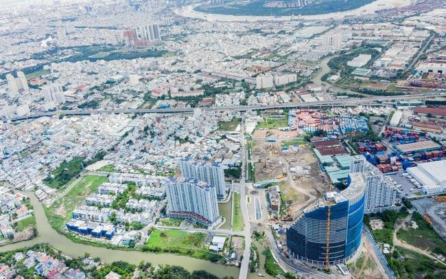 Đường Đào Trí sẽ trở thành cung đường đẹp và giá trị hàng đầu TP.HCM