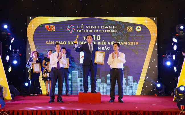 AVLand Group vinh dự đứng thứ 4 bảng xếp hạng Top 10 sàn giao dịch bất động sản tiêu biểu Việt Nam năm 2019