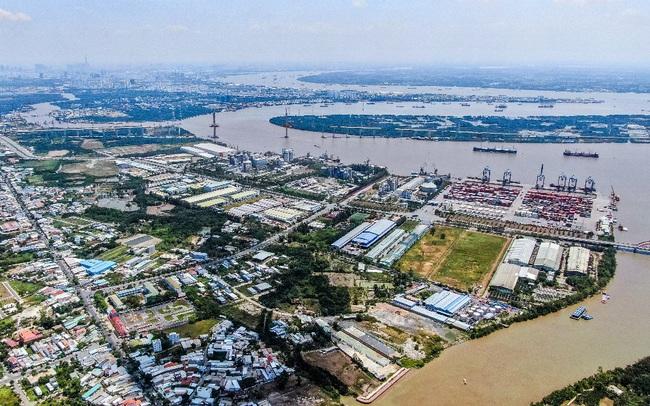 Thêm 5 cụm công nghiệp 260 ha, BĐS Nam Sài Gòn thành điểm thu hút đầu tư