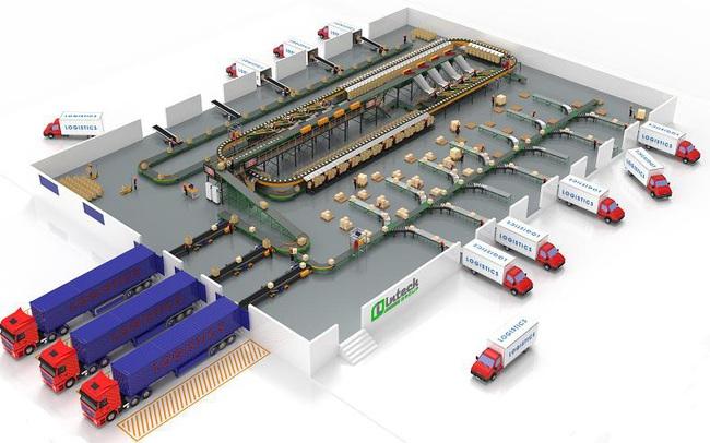 Tốc độ phân loại bưu kiện làm thay đổi cục diện ngành Logistics trong đại dịch Covid 19