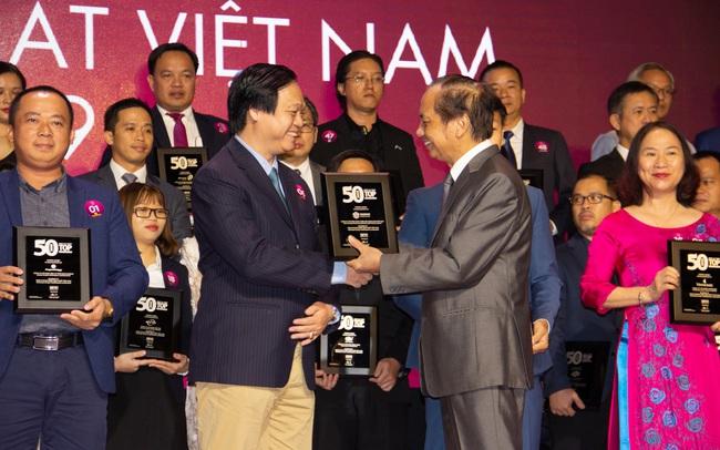 """Phát Đạt đứng thứ 06 trong Bảng xếp hạng """"50 Công ty Kinh doanh Hiệu quả nhất Việt Nam 2019"""""""