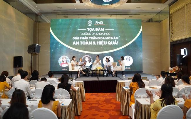 BEHE Việt Nam tổ chức thành công hội thảo trắng da, mờ thâm nám chuẩn khoa học