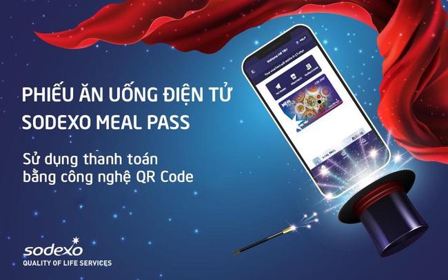 Hành trình chuyển đổi số từ phiếu ăn uống giấy sang phiếu ăn uống điện tử Sodexo Meal Pass