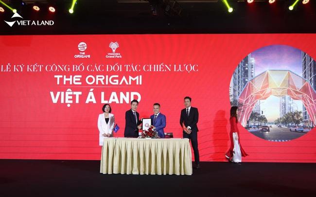 Việt Á Land ký kết hợp tác dự án Vinhomes Grand Park