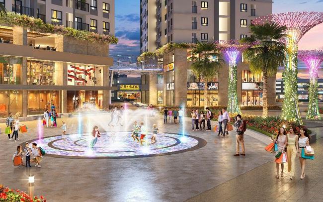 Tecco Elite City cất nóc, thời cơ vàng đầu tư tổ hợp đa tiện ích chuẩn Singapore