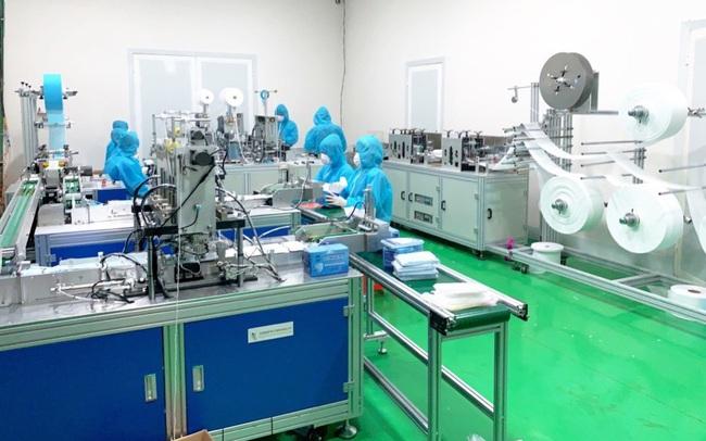 Samaki Power lọt top nhà xuất khẩu khẩu trang Y tế hàng đầu Việt Nam