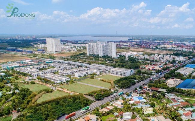 Bất động sản ven sông: Lợi thế đắt giá của khu đô thị PhoDong Village