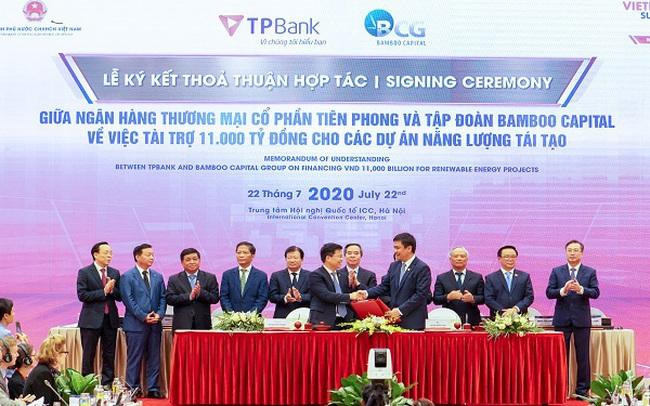 TPBank mạnh tay rót 11.000 tỷ đồng vào các dự án năng lượng tái tạo