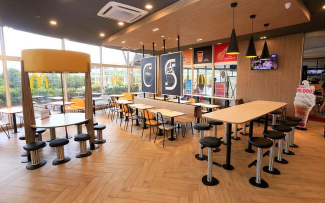 McDonald's khai trương nhà hàng mới tại Aeon Mall Bình Dương