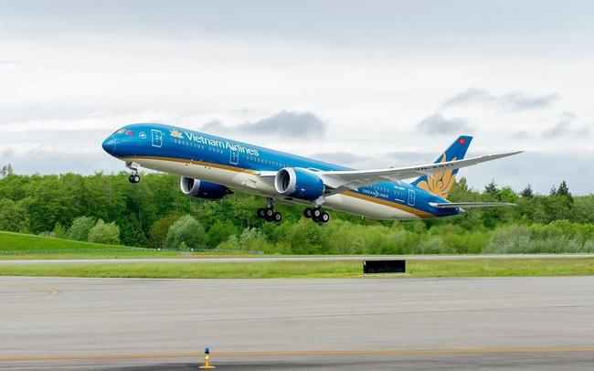 Vietnam Airlines tiếp tục khẳng định vị thế hàng không hàng đầu