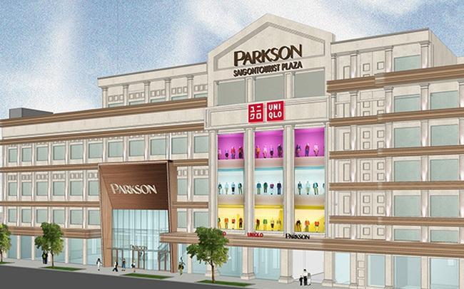 Parkson Saigontourist Plaza khai trương tầng 01