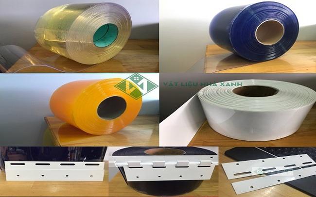 Vật liệu Nhà Xanh – Đơn vị cung cấp rèm nhựa PVC hàng đầu tại Hồ Chí Minh