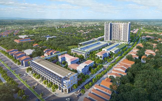 Ra mắt Dự án La Fortuna - Chung cư cao cấp sở hữu vị trí đắc địa tại thành phố Vĩnh Yên