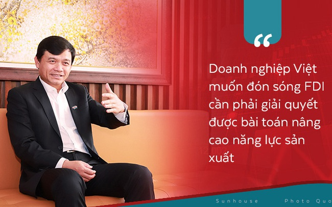 Doanh nghiệp Việt trước bài toán chiến lược đón sóng FDI