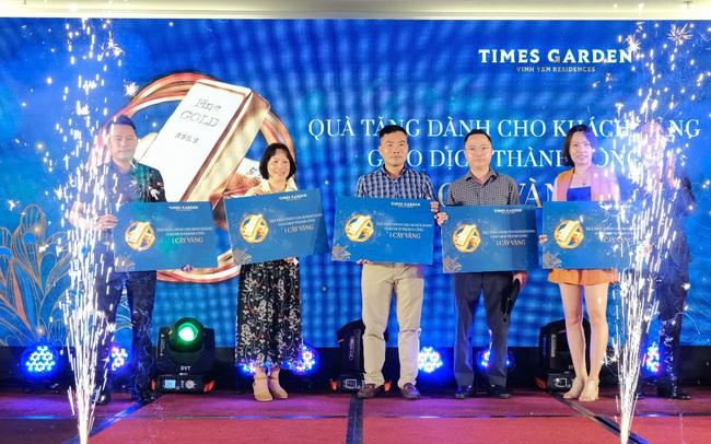 Giải mã sức hút đầu tư của biệt thự Phú Gia tại Times Garden Vĩnh Yên Residences