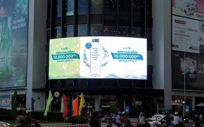 Chai nước giá 10 triệu và chiến lược truyền thông gây chú ý
