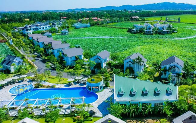 Chính thức mở bán – Vườn Vua Resort & Villas Phú Thọ thu hút nhà đầu tư quan tâm