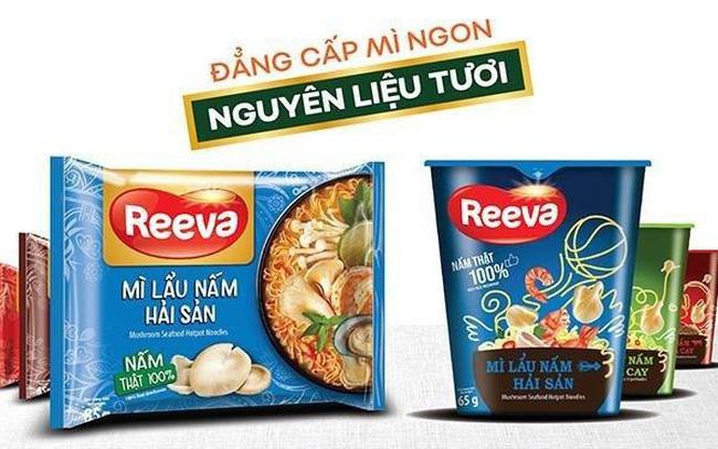Có thể bạn chưa biết: Gói nấm bào ngư trong mì Reeva hoàn toàn là nguyên liệu tươi chuẩn xịn