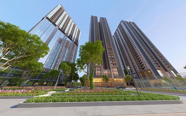 Tháng 8 ra mắt căn hộ tòa T4 dự án Thăng Long Capital