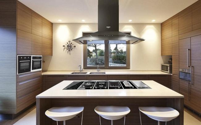 Thị trường thiết bị bếp ngày càng có nhiều lựa chọn với sự xuất hiện của thương hiệu cao cấp từ Châu Âu