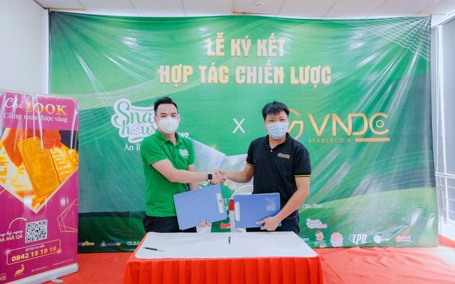 Snack House và VNDC Capital bắt tay mở rộng 1000 chi nhánh trên toàn quốc