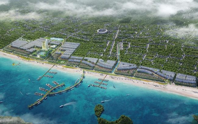 Green Dragon City Cẩm Phả – Thành phố nghỉ dưỡng đa sắc màu bên vịnh kỳ quan