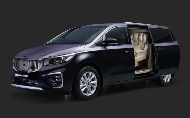Noble Klasse Sedona V7- Phiên bản xe mới ra mắt dành cho giới thượng lưu tại Việt Nam
