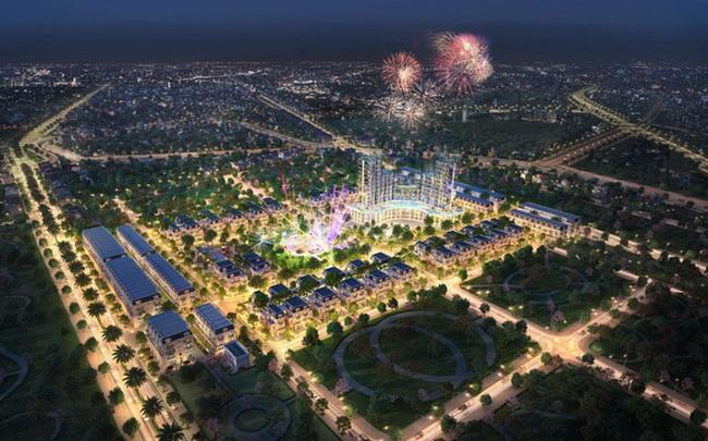 Ngân hàng MSB chính thức tài trợ tín dụng cho dự án TNR Grand Palace Thái Bình