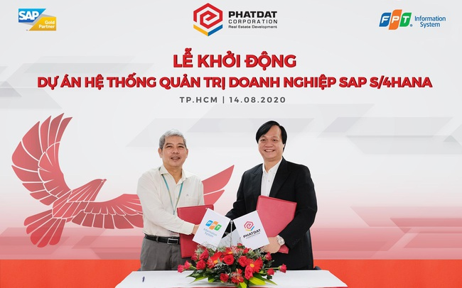 Phát Đạt khởi động dự án triển khai hệ thống quản trị doanh nghiệp SAP S/4HANA