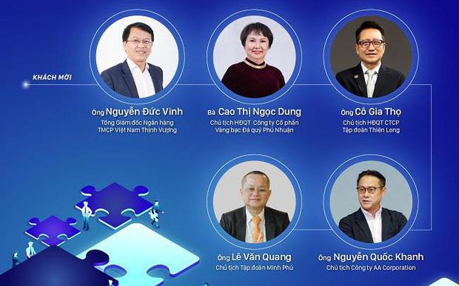 Lãnh đạo các Doanh nghiệp Tư nhân lớn hàng đầu Việt Nam bàn cách chống suy thoái