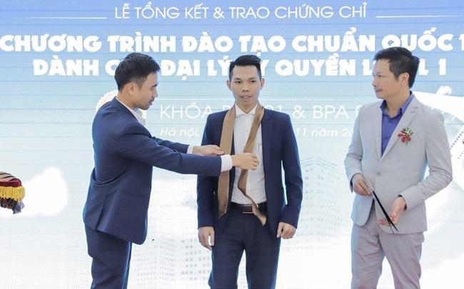 Nguyễn Mạnh Tưởng - CEO bất động sản thành công từ hai bàn tay trắng