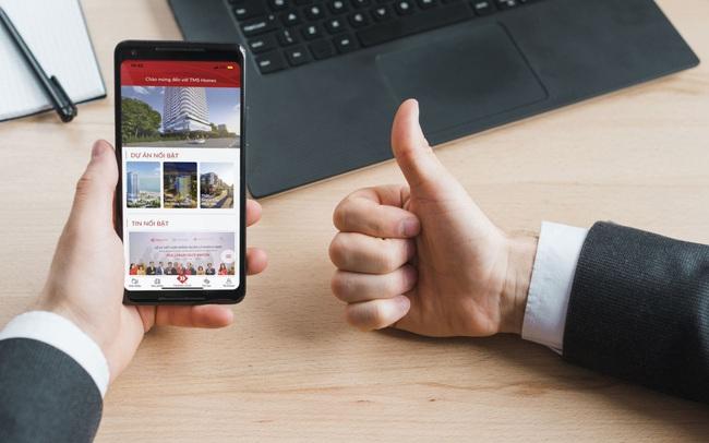 """Kinh doanh bất động sản qua """"app"""" có thay thế được bán hàng truyền thống?"""