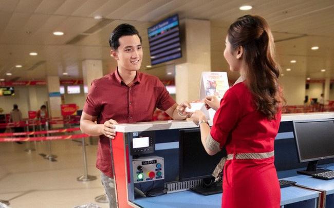 Đi thật xa để trở về: Vietjet tung 2,6 triệu vé khuyến mại từ nay tới hết Tết Nguyên đán chỉ với 2.021 đồng
