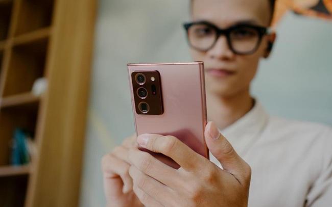 Chúng ta cần một thiết bị 5G làm hình mẫu và đó sẽ là Galaxy Note20 Ultra 5G?