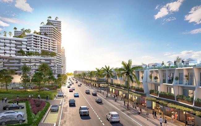 Nhà phố biển sở hữu lâu dài – bất động sản thu hút nhà đầu tư mùa Covid