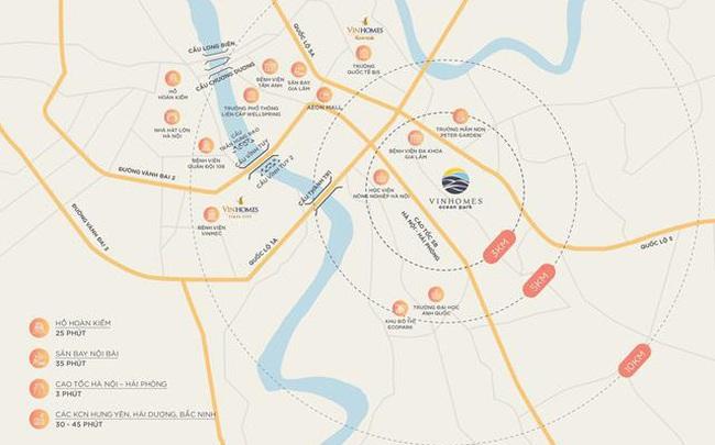 Trung tâm mới phía Đông Hà Nội được đầu tư bài bản như thế nào?