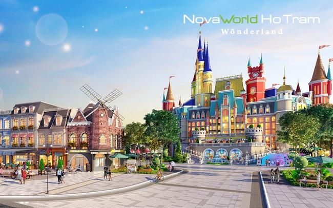 AZ Property Group chính thức công bố đại lý phân phối giai đoạn 2 NovaWorld Ho Tram - Wonderland