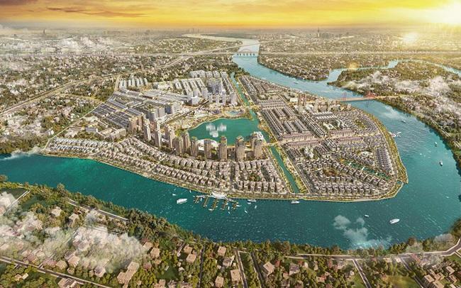 Tiềm năng phát triển phố thương mại đêm tại dự án Van Phuc City