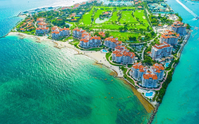 Biệt thự đảo – xu hướng mới trên thị trường bất động sản siêu sang