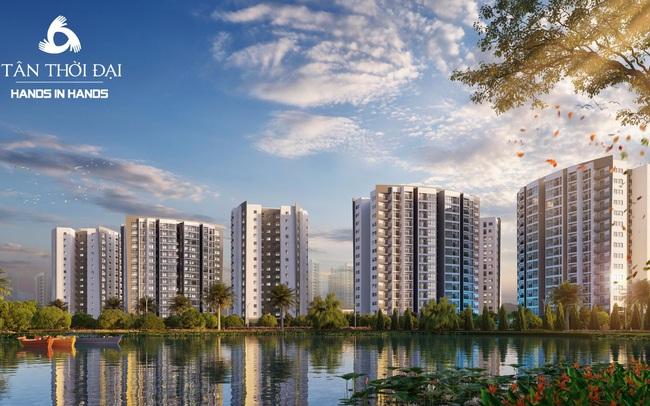 Khám phá xu hướng chung cư nổi bật trong năm 2020