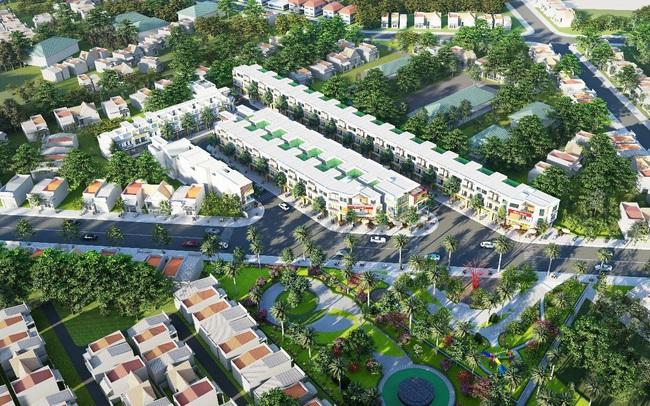 Nhà phố Shophouse Thuận An hút dòng vốn bất động sản