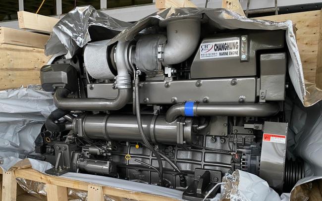 Pacific Ocean cung cấp động cơ diesel tàu thủy chính hãng từ Huyndai Changhung