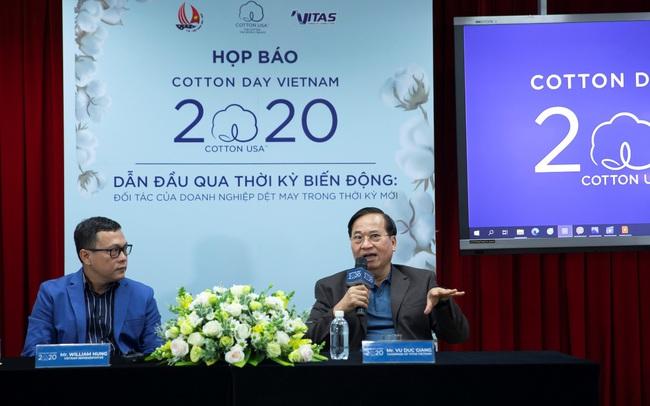 Tham gia ngày hội lớn Cotton Day Vietnam 2020 để gặp các diễn giả hàng đầu thế giới