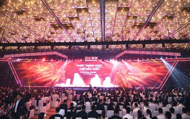 """3000 người tham gia sự kiện """"Vượt thách thức - Thế dẫn đầu"""" của Tập đoàn Danh Khôi"""