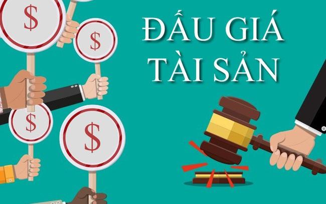 Công ty Đấu Giá Bến Thành đấu giá Khoản nợ của Công ty CPTM Vận tải Xuất Nhập Khẩu Minh Anh
