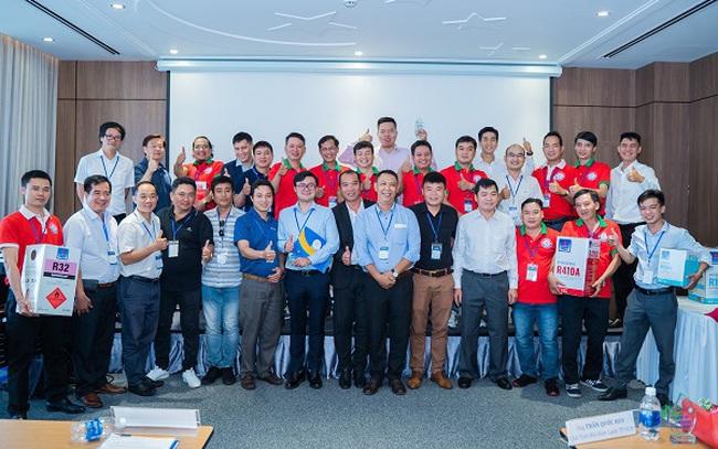 Dầu Khí Việt Hàn cam kết đồng hành cùng quý đối tác và đại lý